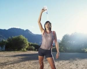 De beste manieren om te trainen in de hitte. Hardlopen in de Hitte, het kan. (4/6)