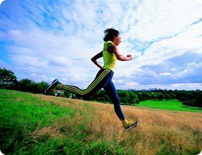woman-running-downhill