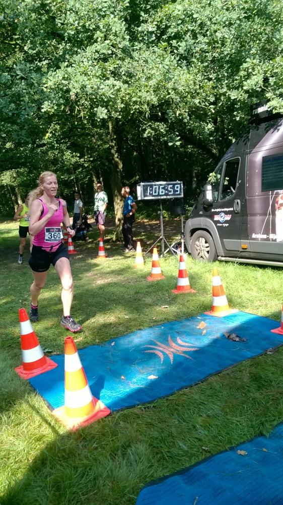 7 Kilometer Genieten, nee, zeg maar gerust, doodgaan, in de Heuvels van Nijmegen. De N70 Trail. (6/6)