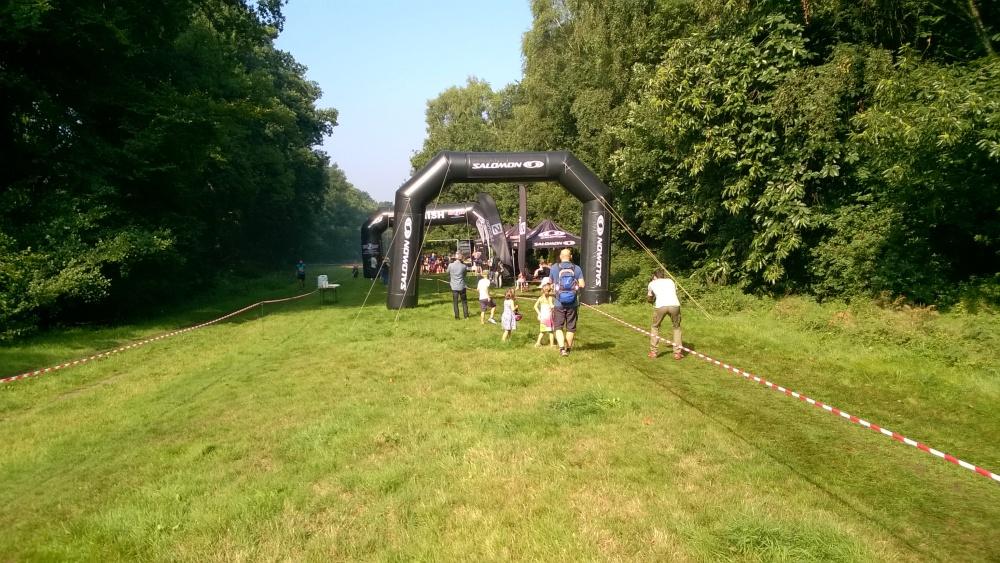 7 Kilometer Genieten, nee, zeg maar gerust, doodgaan, in de Heuvels van Nijmegen. De N70 Trail. (4/6)