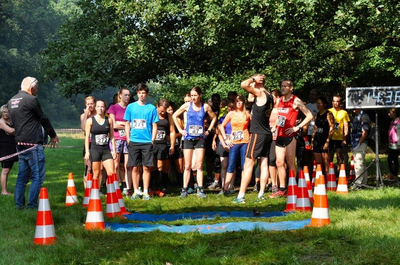 7 Kilometer Genieten, nee, zeg maar gerust, doodgaan, in de Heuvels van Nijmegen. De N70 Trail. (2/6)